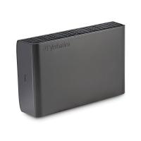 VERBATIM STORE N SAVE 3.5  EXTERNAL HARD DRIVE USB 3.0 2TB 80X205X245 - EACH