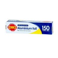 OSO ALL PURPOSE ALUMINIUM FOIL 30CM X 150M - EACH
