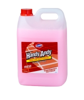 HANDY ANDY CLEANING DETERGENT 5L PINK - EACH
