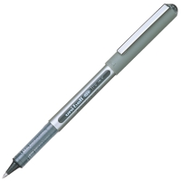 UNI-BALL UB-157 EYE FINE - ROLLERBALL PEN 0.7MM BLACK - BOX OF 12