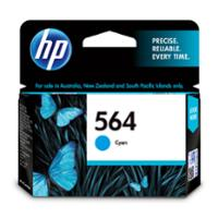 HP INKJET CARTRIDGE #564 CB318WA CYAN - EACH