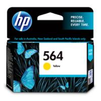 HP INKJET CARTRIDGE #564 CB320WA YELLOW - EACH