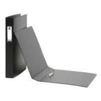 MARBIG 3D RING DELUXE BINDER LANDSCAPE A3 38MM BLACK - EACH