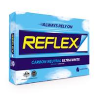 REFLEX A4 CARBON NEUTRAL PAPER 80GSM WHITE - BOX OF 5 REAMS