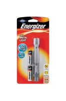 ENERIZER LCM2AA LED METAL LIGHT 60 LUMENS TORCH - EACH