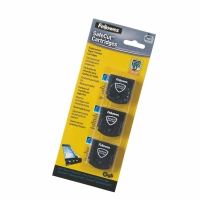 FELLOWES TRIMMER ROTARY BLADES KIT - PACK OF 3