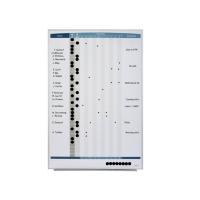QUARTET MATRIX IN/OUT WHITEBOARD 580X865MM - EACH