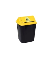 ITALPLAST WASTE SEPARATION BIN CO-MINGLE 32L - EACH