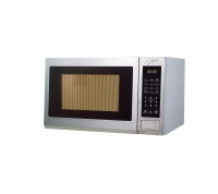NERO STAINLESS STEEL MICROWAVE 30 LITRES  - EACH