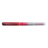 UNIBALL INSIGHT LIQUID INK ROLLERBALL PEN 0.7MM RED - BOX OF 12