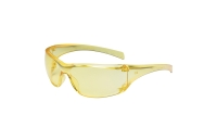 3M VIRTUA AP SERIES SAFETY GLASSES AMBER LENS/AMBER FRAME - EACH