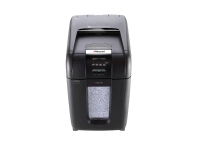 REXEL AUTO+ 300M SHREDDER CROSS CUT SHREDDER - EACH