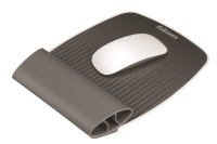 FELLOWES 9311801 ISPIRE WRIST ROCKER & MOUSE PAD GREY - EACH