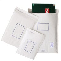 JIFFYLITE S1 BUBBLE BAG 150 X 225MM  WHITE - PACK OF 5