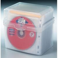 KENSINGTON 100-CD STORAGE - BOX WITH SLEEVES - EACH