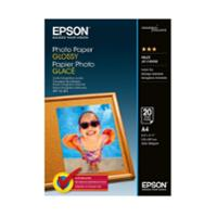 EPSON INKJET S042538 GLOSS PHOTO PAPER 200GSM A4 - REAM OF 20 SHEETS