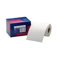 AVERY ROLL ADDRESS LABELS, 102X36MM, 500 LABELS, HANDWRITABLE
