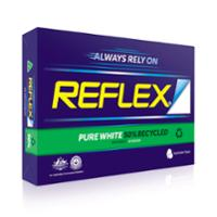 REFLEX A4 50% RECYCLED PAPER 80GSM WHITE - BOX OF 5 REAMS