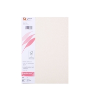 QUILL PARCHMENT PAPER 89GSM A4 NATURAL - PACK OF 100 SHEETS