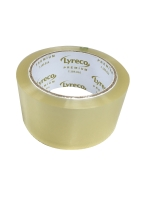 LYRECO PREMIUM PACKAGING TAPE 48MM X 75M CLEAR - EACH