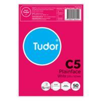 TUDOR C5 PEEL-N-SEAL POCKET ENVELOPE WHITE - PACK OF 50