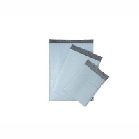 CUMBERLAND PLASTIC BUBBLE MAILER 266 X 381MM WHITE - PACK OF 5