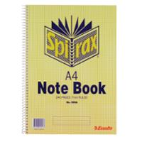 SPIRAX 595A NOTE BOOK A4 240 PAGE - EACH