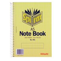 SPIRAX 571 NOTE BOOK A5 300 PAGE - EACH