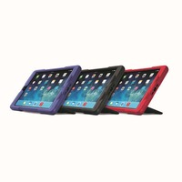KENSINGTON BLACKBELT 2 RUGGED CASE & STAND IPAD AIR PLUM - EACH