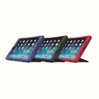 KENSINGTON BLACKBELT 2 RUGGED CASE & STAND IPAD AIR RED - EACH