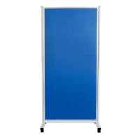 ESSELTE MOBILE DISPLAY BLUE 1800 X 900MM - EACH