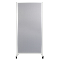 ESSELTE MOBILE DISPLAY GREY 1800 X 900MM - EACH