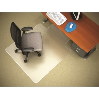MARBIG ANTI-STATIC CONTROL CHAIRMAT LARGE WITH KEYHOLE 1140 X 1340 MM - EACH
