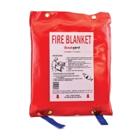 BANTEX FIRE BLANKET 1.8M X 1.8M - EACH