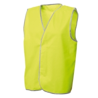 FRONTIER DAY VEST XX-LARGE FLUORO YELLOW - EACH