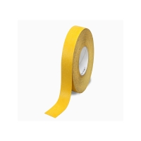 3M SAFETY WALK SLIP RESISTANT GENERAL PURPOSE TAPE 25MMX18M SAFETY YELLOW - ROLL