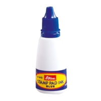 SHINY REFILL STAMP PAD INK BOTTLE 28ML BLUE - EACH