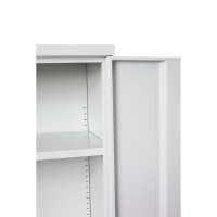 GO EXTRA CUPBOARD SHELF SILVER GREY  - EACH