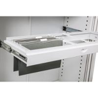 GO TAMBOUR DOOR ROLL OUT FILE FRAME 1200WX400D- WHITE CHINA EACH - EACH