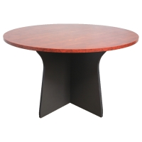 RAPID MANAGER 1200 ROUND TABLE APPLETREE/IRONSTONE EACH - EACH