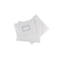 CUMBERLAND PAPER LINED BUBBLE BAG 300 X 405MM WHITE - PACK OF 5