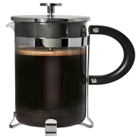 CONNOISSEUR CHROME COFFEE PLUNGER 1.5LITRES - EACH