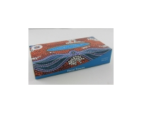 CULTURAL CHOICE INDIGENOUS TISSUES 100 SHEETS 2PLY - EACH