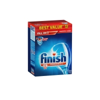 FINISH ALL IN 1 DISHWASHER TABLETS - BOX OF 112