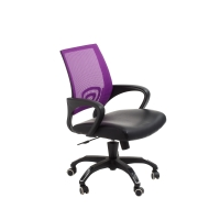ACE VIEW MEDIUM BACK  CHAIR PURPLE - EACH