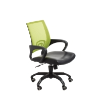 ACE VIEW MEDIUM BACK  CHAIR GREEN - EACH