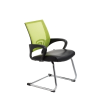 ACE VIEW VISITORS MEDIUM BACK CHAIR GREEN - EACH