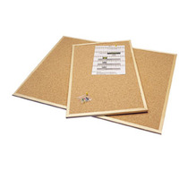 MARBIG WITH PINE FRAME CORK BOARD 800 X 600MM - EACH