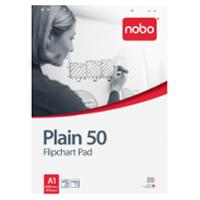 NOBO FLIP CHART PAD 50 SHEETS - EACH