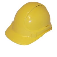 UNISAFE VENTED HARD HAT YELLOW - EACH
